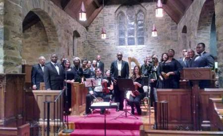 The Trinity Chancel Choir and Chamber Orchestra